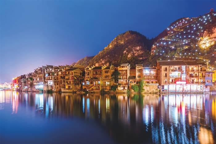 Китайский Гуандун - огромный город с неповторимым колоритом
