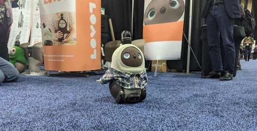 8 нужных роботов с выставки CES 2020
