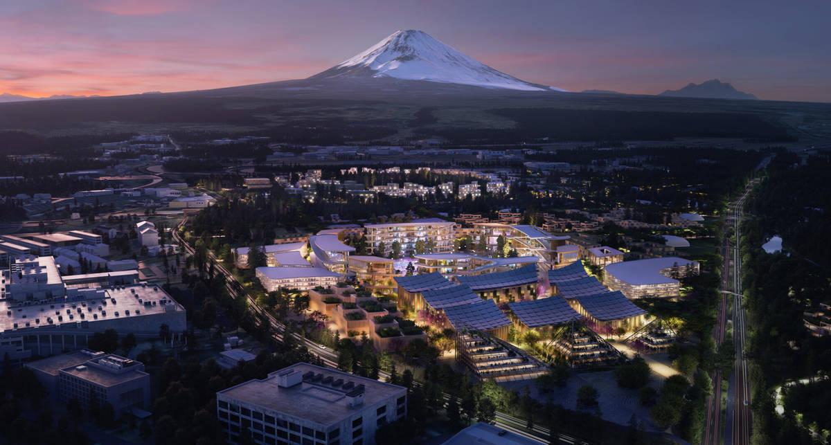 Город будущего от Toyota: технологичный рай у подножия Фудзи?