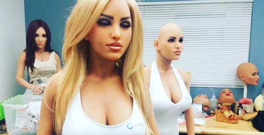 Куклы, девайсы и приложения: каким будет секс будущего