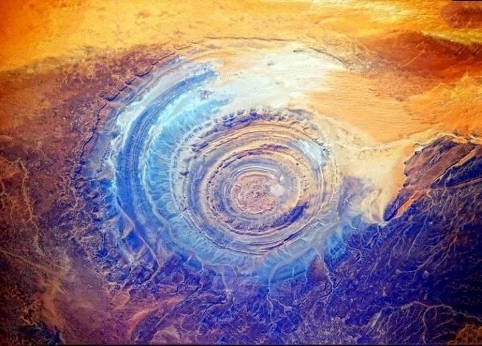 Знакомься: Око Сахары, Мавритания