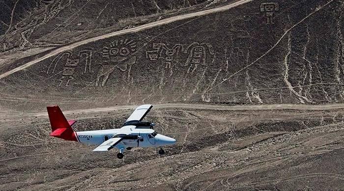 Геоглифы Наска, Перу. Кто и как сделал эти рисунки - загадка