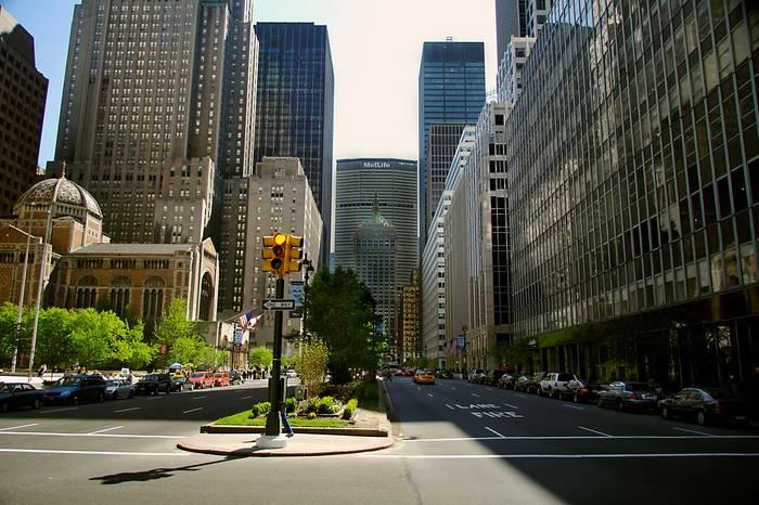 Парк Авеню, Нью-Йорк