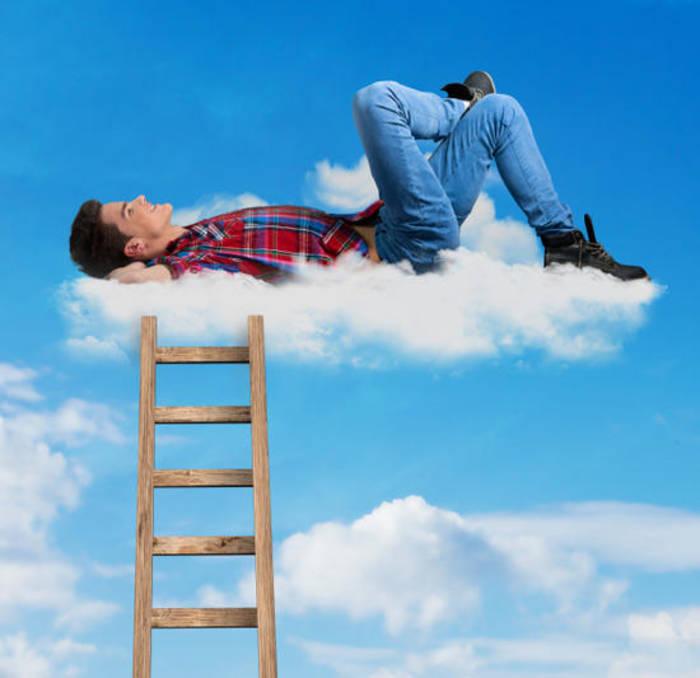 Мечтать не вредно, вредно не мечтать. А лучше - визуализировать