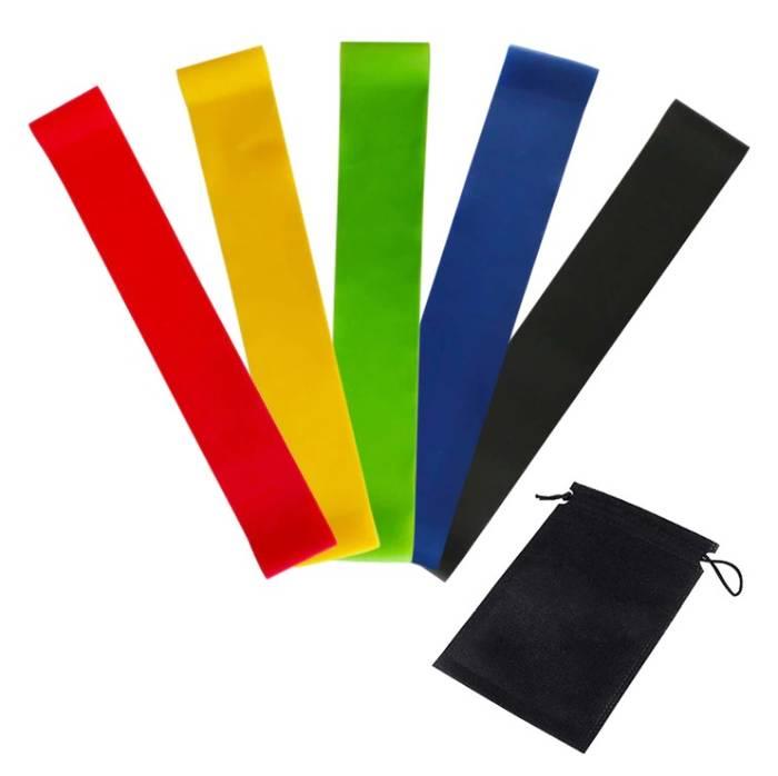 Лента-эспандер, в зависимости от длины и сопротивления, предназначена для разных степеней нагрузки