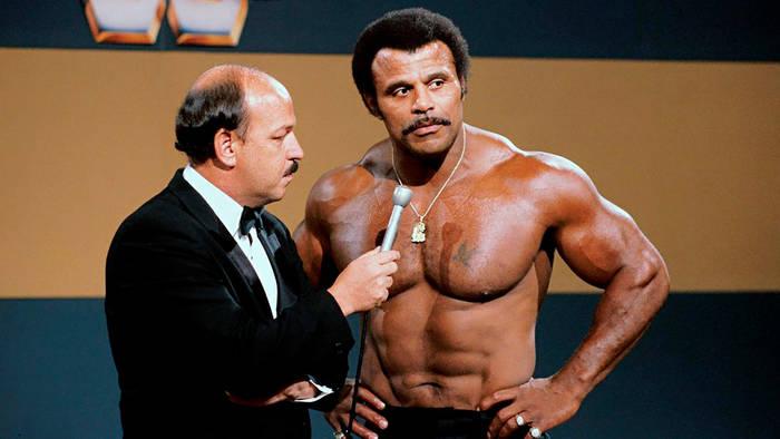 В 1983 году Рокки Джонсон и Тони Атлас стали первыми чернокожими чемпионами WWE в командной борьбе