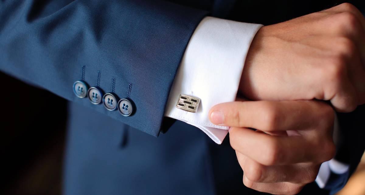 Дьявол в деталях: как выбрать и носить мужские запонки?