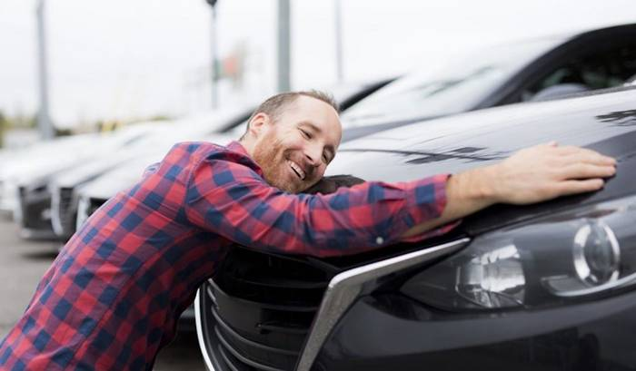 Как не пасть жертвой стресса: думай о хорошем. Например, о покупке нового авто