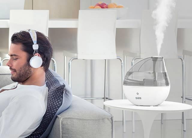 Как работает чем полезен увлажнитель воздуха: ответы экспертов НЛО TV