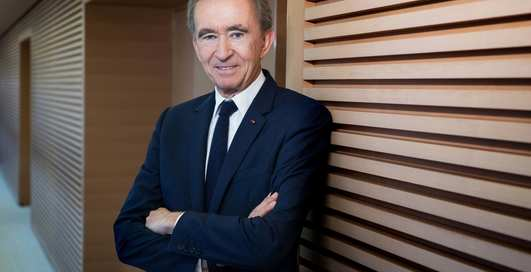 Модный император: владелец Louis Vuitton и Dior Бернар Арно стал богатейшим человеком в мире