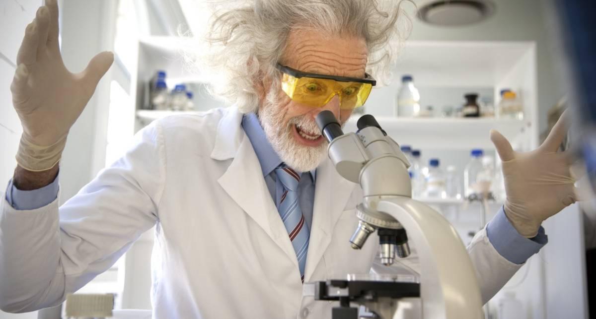 Эксперимент экспертов НЛО TV: как увидеть молекулы в жидкостях