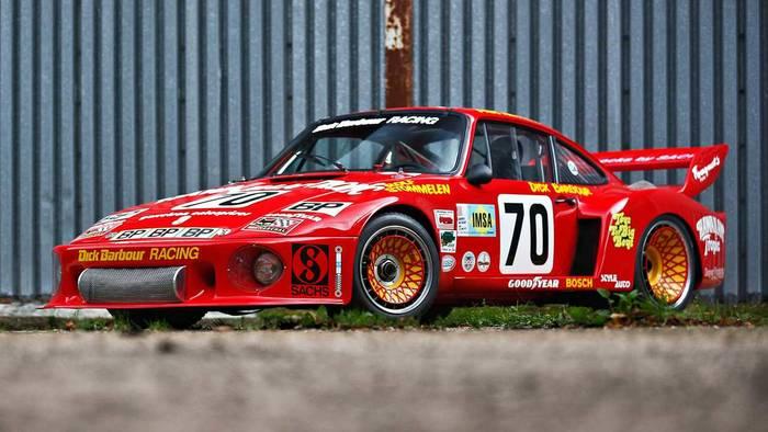 Porsche 935 (1979) - 4,34 миллиона евро