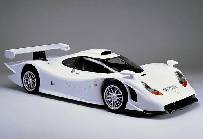 Porsche 911 GT1 Stradale (1998) - 5,08 миллиона евро