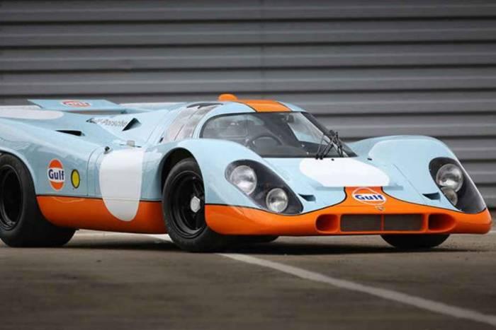 Porsche 917 K (1970) - 12,64 миллионов евро