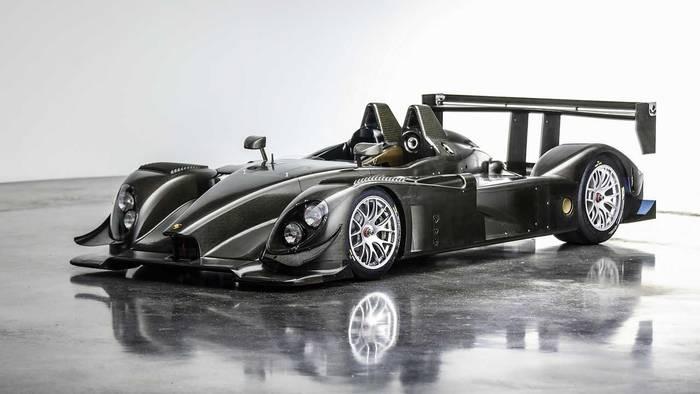 Porsche RS Spyder (2007) - 4,05 миллиона евро