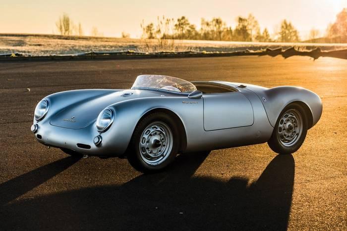 Porsche 550 (1956) - 5,41 миллиона евро