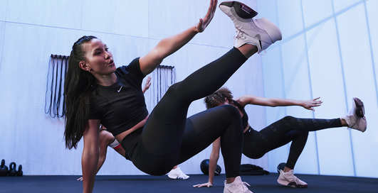 Фітнес конвенція Nike пройде 21-22 березня в Києві