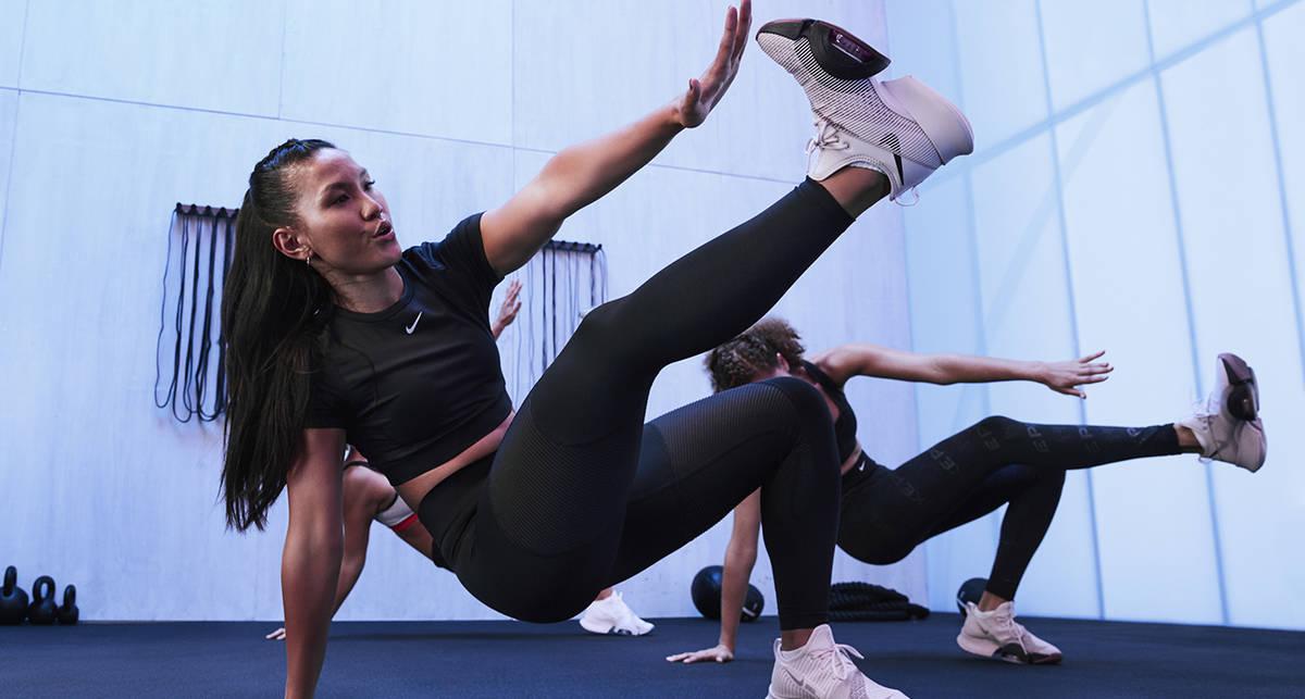Фітнес конвенція Nike пройде 3-4 жовтня в Києві