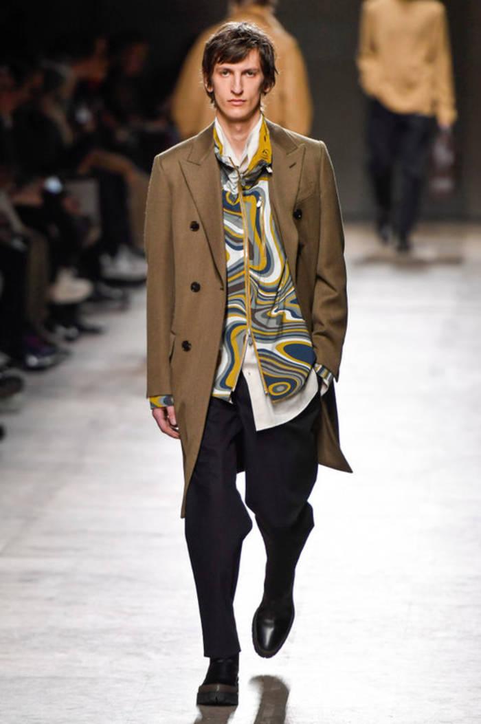 Hermès осень-зима 2020