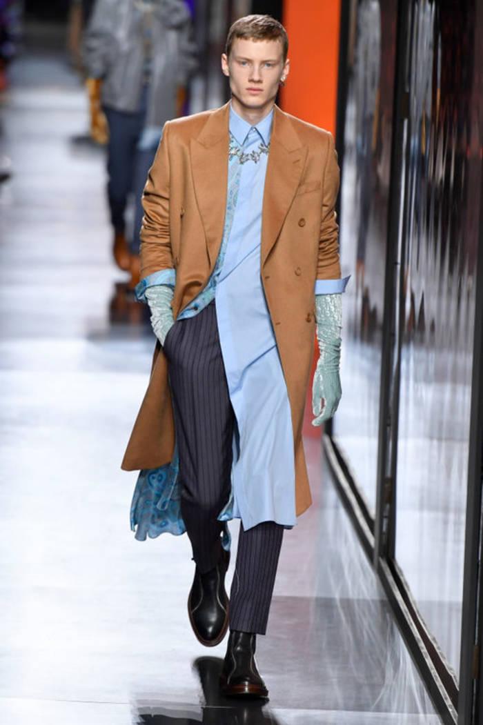 Dior Homme осень-зима 2020