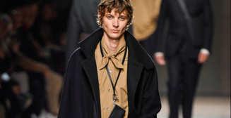 Платья, шарфы и классика: стильные тренды на показах Недели мужской моды в Париже