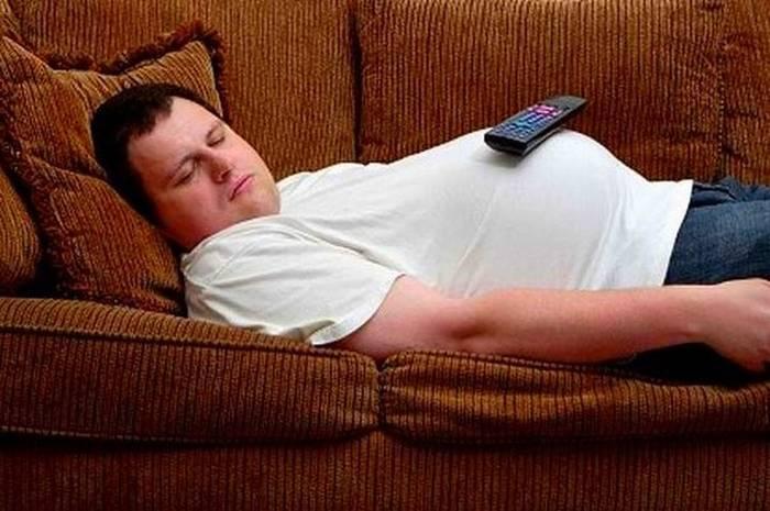 Пролеживая бока на диване, ты мало что изменишь