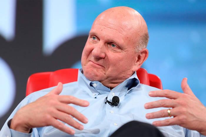 Бывший гендиректор Microsoft Стив Балмер добавил к своему богатству $30,7 млрд