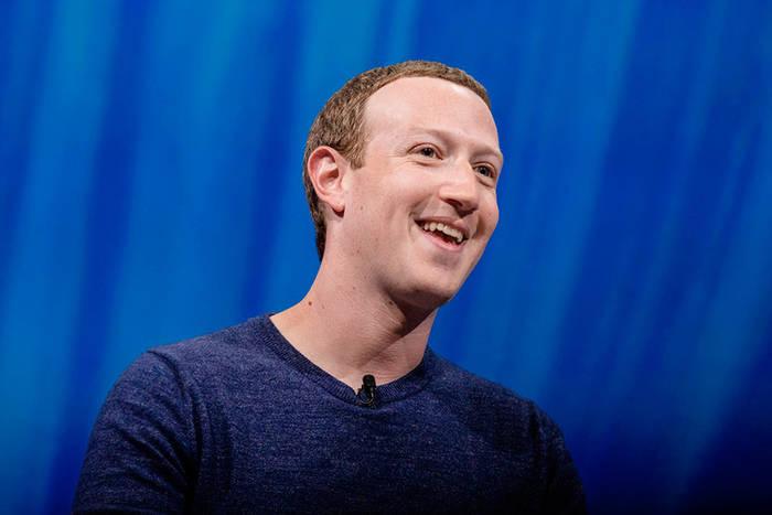 Facebook процветает, как и состояние Марка Цукерберга. При Трампе он разбогател на $28,9 млрд