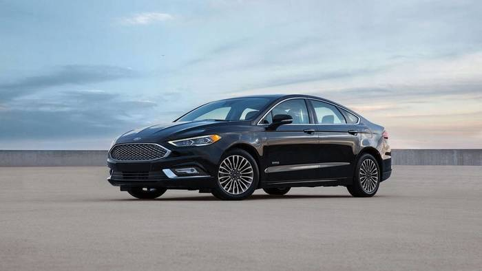 Ford Mondeo - Fusion