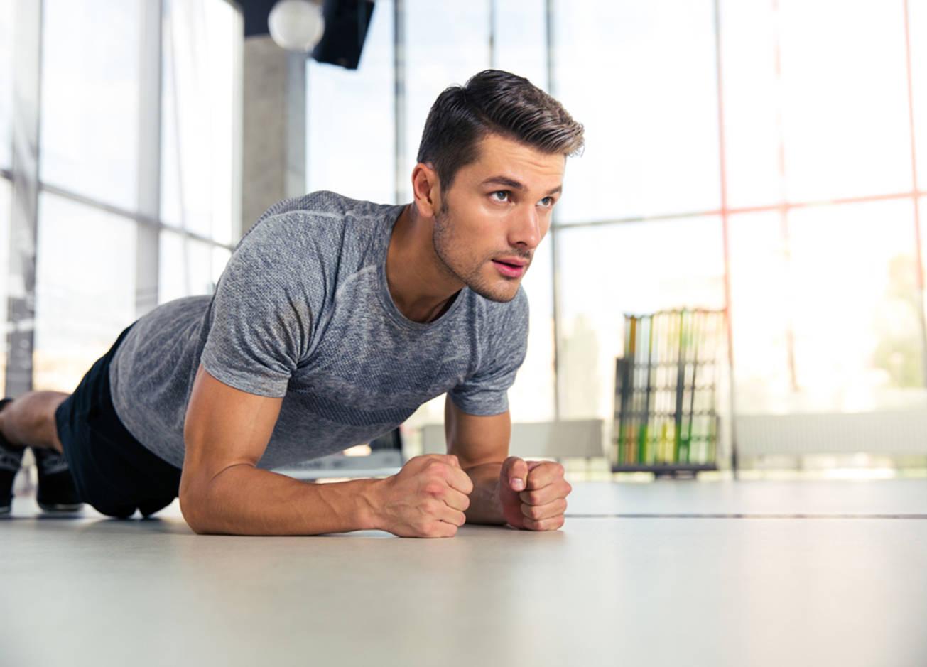 5 упражнений для мышц кора на основе планки