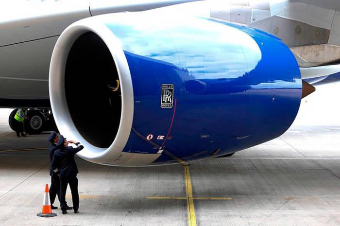 Rolls-Royce. Изготавливают двигатели для самолетов