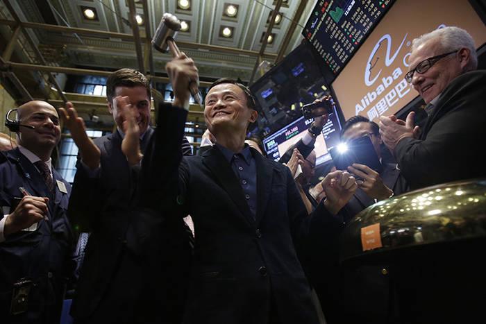 В 2014 Джек Ма стал самым богатым человеком Китая