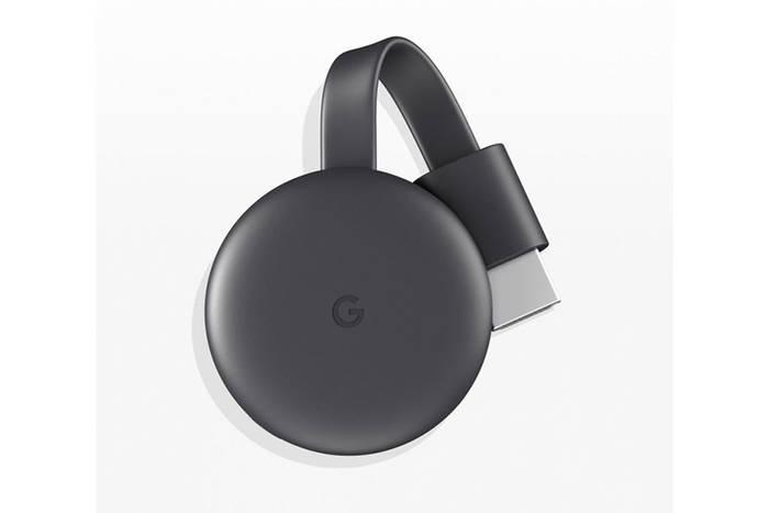 Google Chromecast. Способен превратить обычный телевизор в самый современный SmartTV