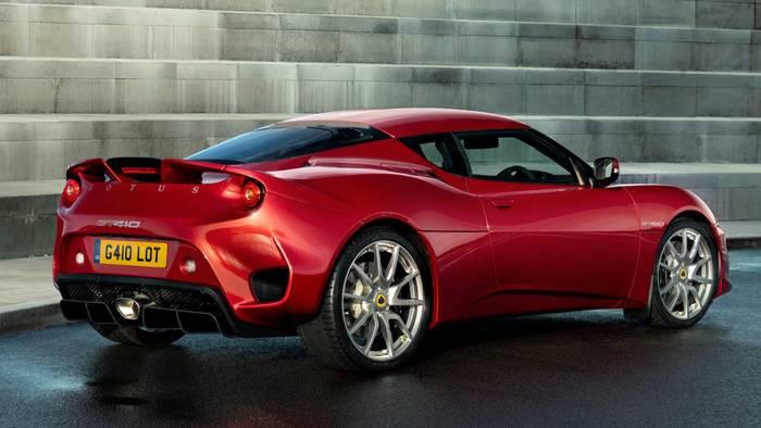 """Lotus Evora GT410 считается машиной считается """"неспортивной"""""""