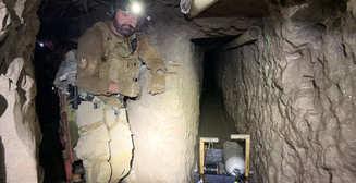 Мечта контрабандиста: на границе США и Мексики найден бандитский тоннель с рельсами и кондиционером