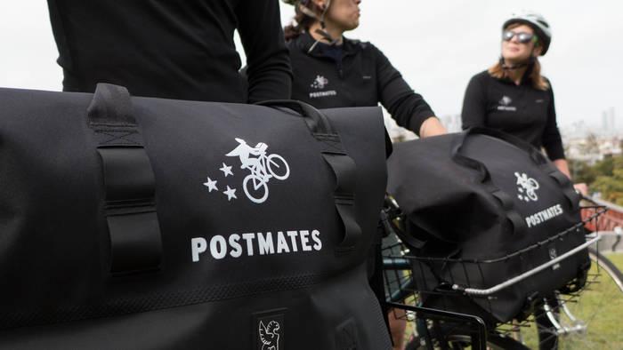 Postmates - компания, специализирующаяся на доставке
