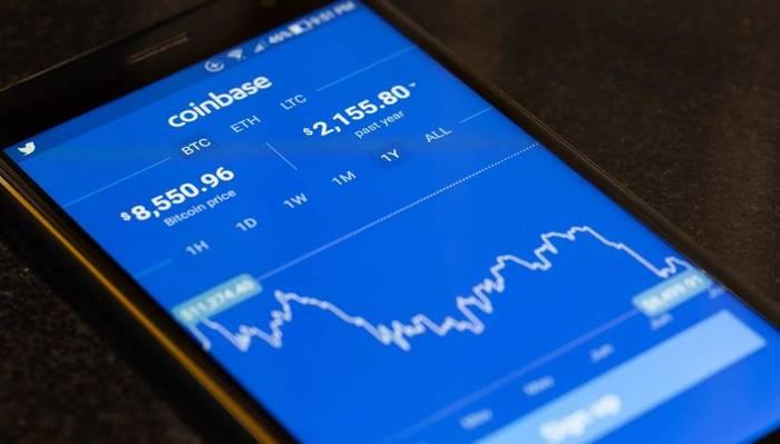 Coinbase - криптовалютная площадка