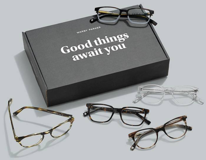 Warby Parker - компания, продающая недорогие очки