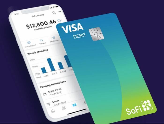 SoFi - приложение по управлению личными финансами