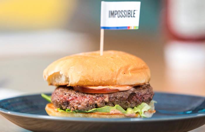 Impossible Foods предлагает заменить мясо, молочную продукцию и рыбу растительными аналогами