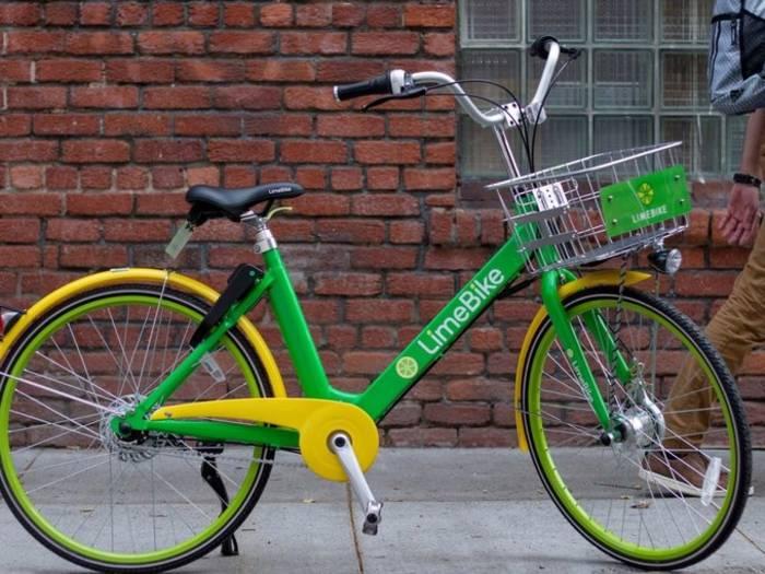 Lime - приложение для аренды скутеров и велосипедов