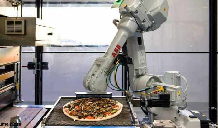 Zume продает роботов для приготовления пищи