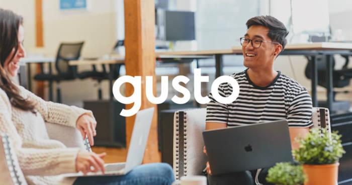 Gusto - платформа, помогающая рассчитывать заработную плату
