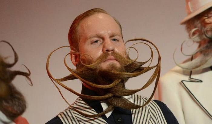 Конкурс красивых бород и усов - праздник мужественности