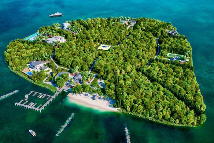 Остров Пампкин Ки | Флорида, США