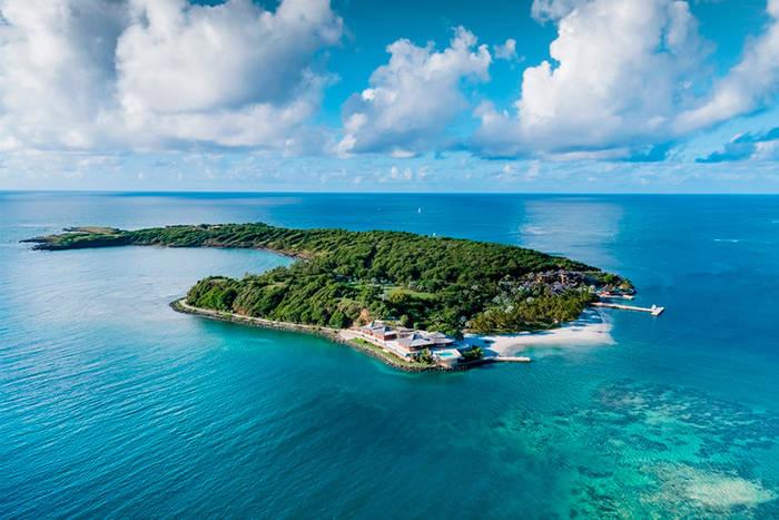 Остров Каливиньи | Гренада