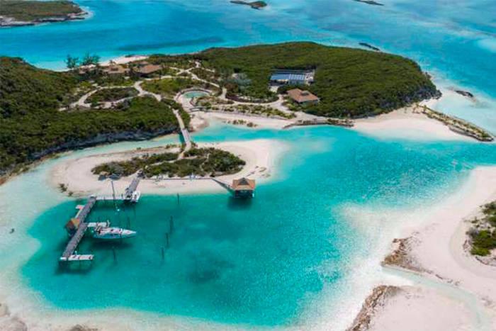 Остров Чойни Кей | Багамы