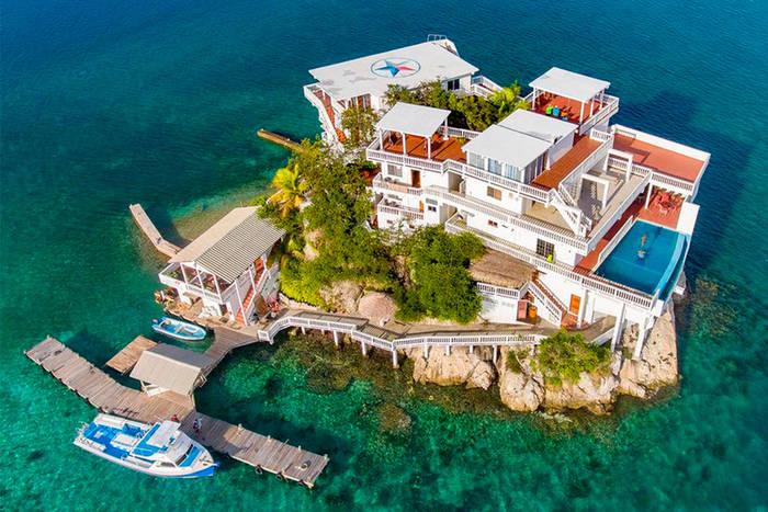 Остров Данбар Рок | Гондурас