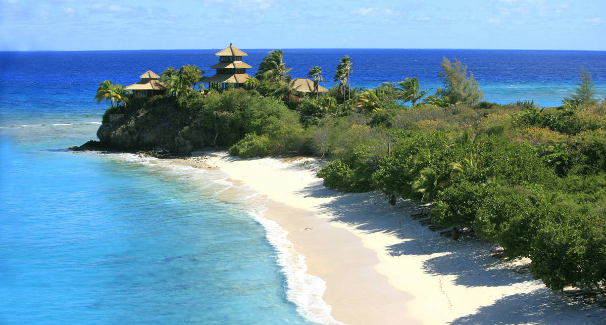 Романтика миллиардеров: сколько стоит ночь на частном острове?