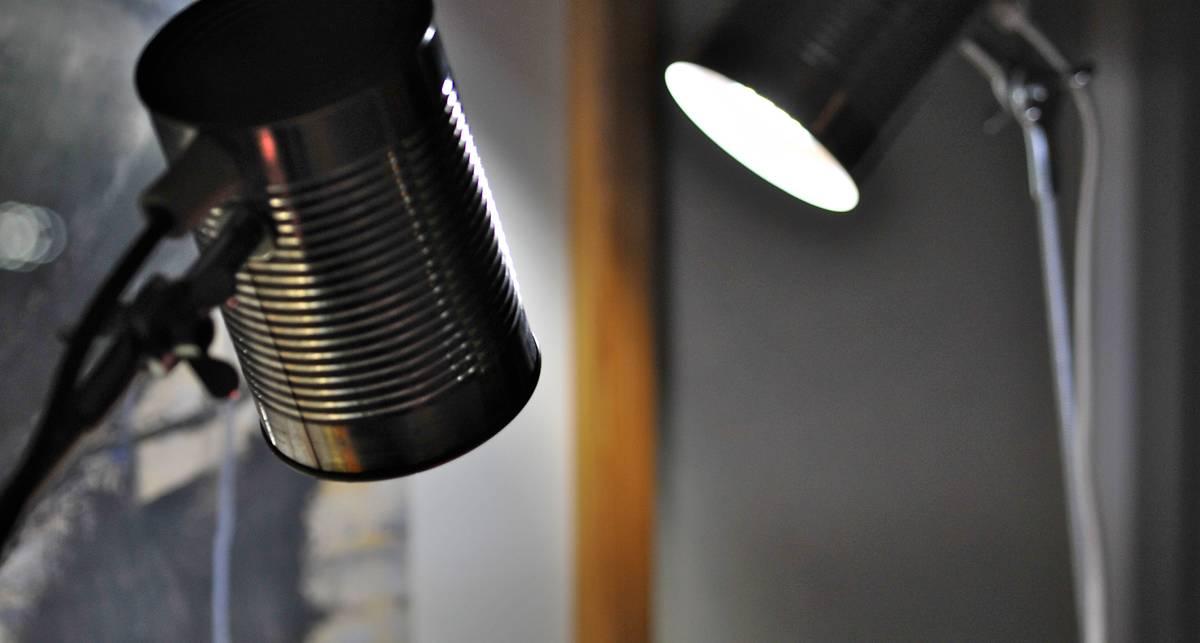 Как сделать светильник из жестяной банки: советы экспертов НЛО TV